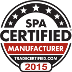 Spa Certified Manufacturer