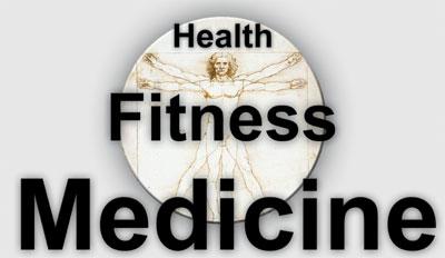 Health Fitness Medicine